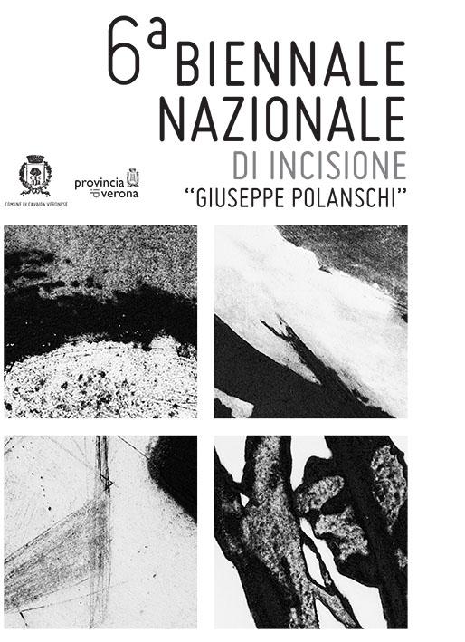 Locandina VI Biennale Nazionale Giuseppe Polanschi CCV 2013_2007